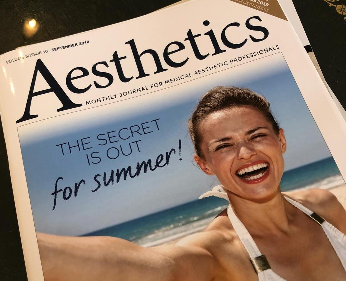 "Aesthetics Journal: ""British College of Aesthetic Medicine, partneri TAMC konferencije"""